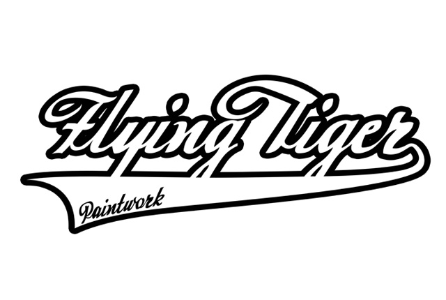 Flying Tiger Paintwork